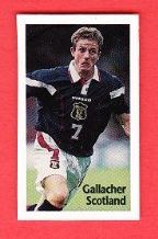 Scotland Kevin Gallacher Blackburn Rovers